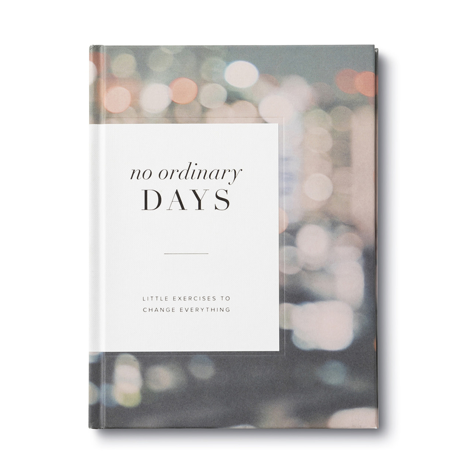 No Ordinary Days, Inspirational Book