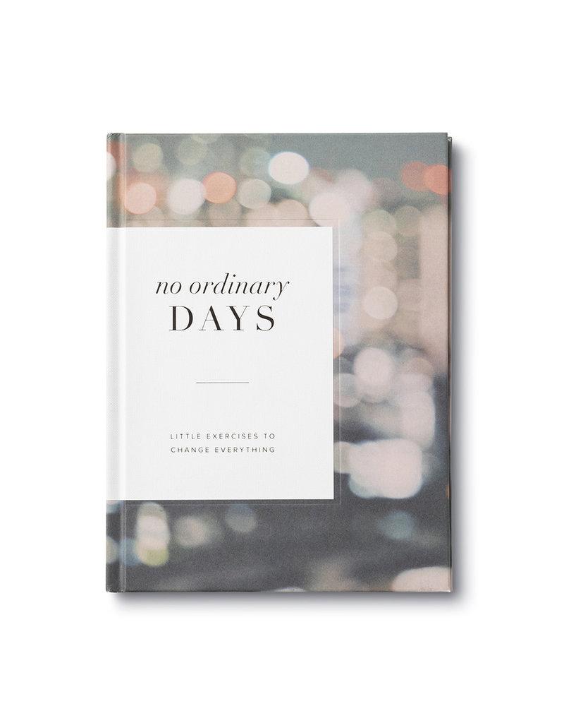 No Ordinary Days, Inspirational Book