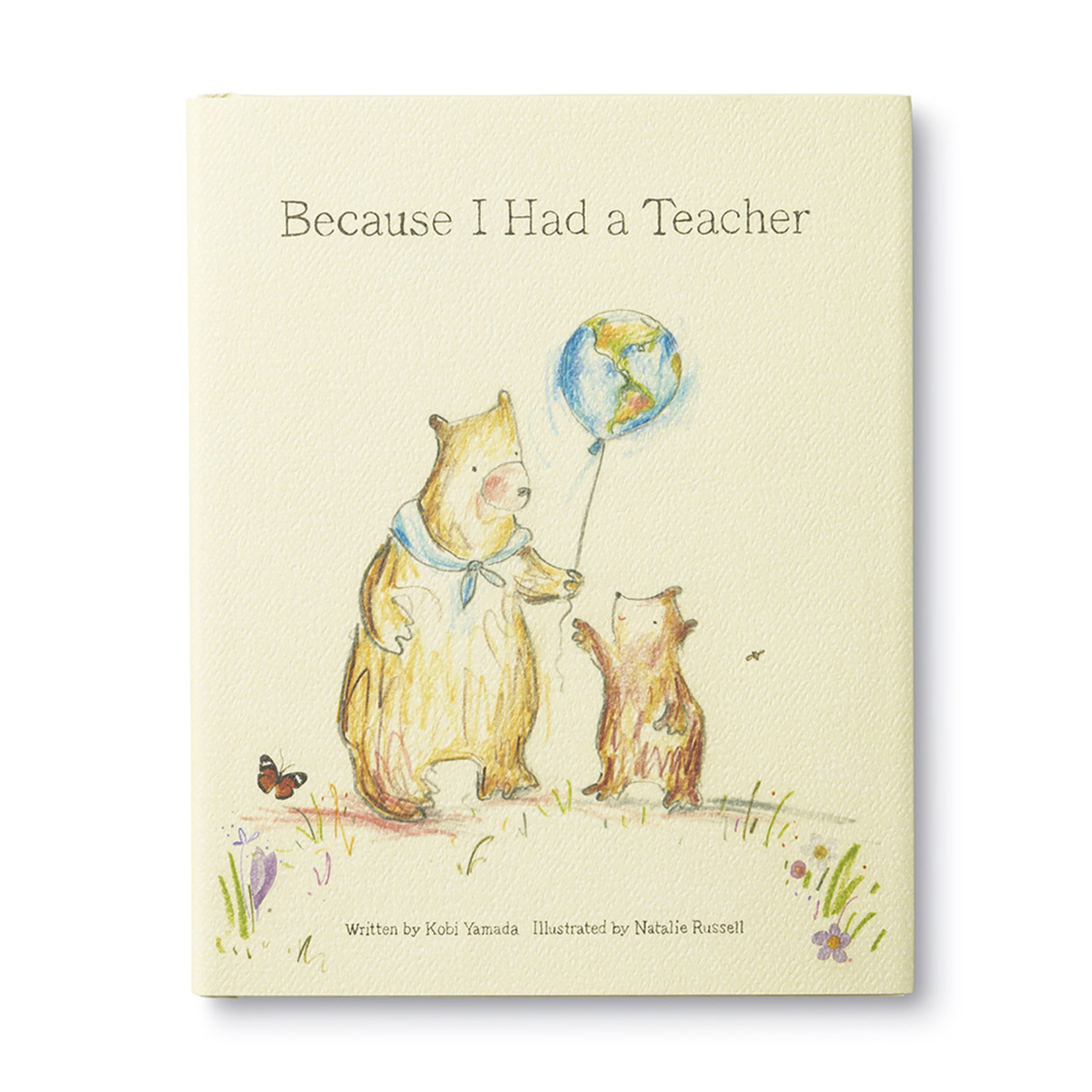 GIFT BOOK - BECAUSE I HAD A TEACHER