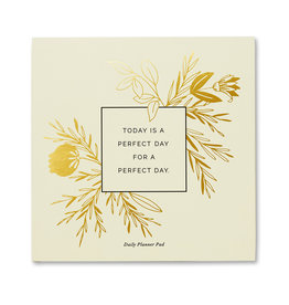 Today Is A Perfect Day For A Perfect Day Daily Planner Pad