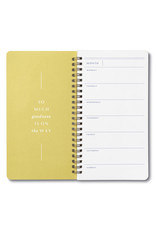 Today Should Always Be Our Most Wonderful Day Weekly Planner