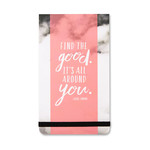COMPENDIUM Find The Good. It's All Around You. Pocket List Pad