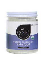 All Good Lavender Coconut Oil Skin Food