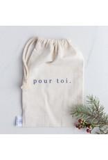 Dans Le Sac Small Reusable Gift Bag