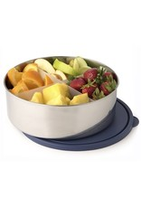 U-Konserve Divided Big Bowl - Navy (100oz)