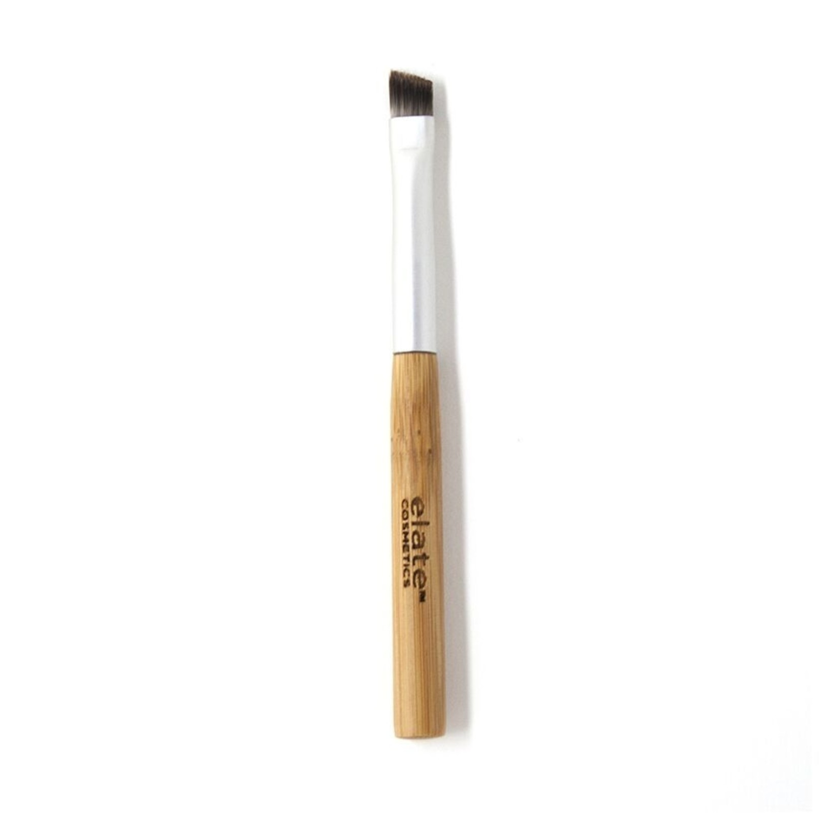 ELATE COSMETICS BAMBOO TRAVEL LINER/BROW BRUSH