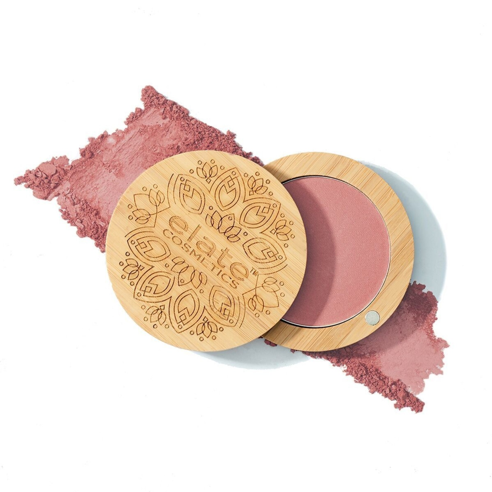 ELATE COSMETICS PRESSED CHEEK COLOUR - BRAVE
