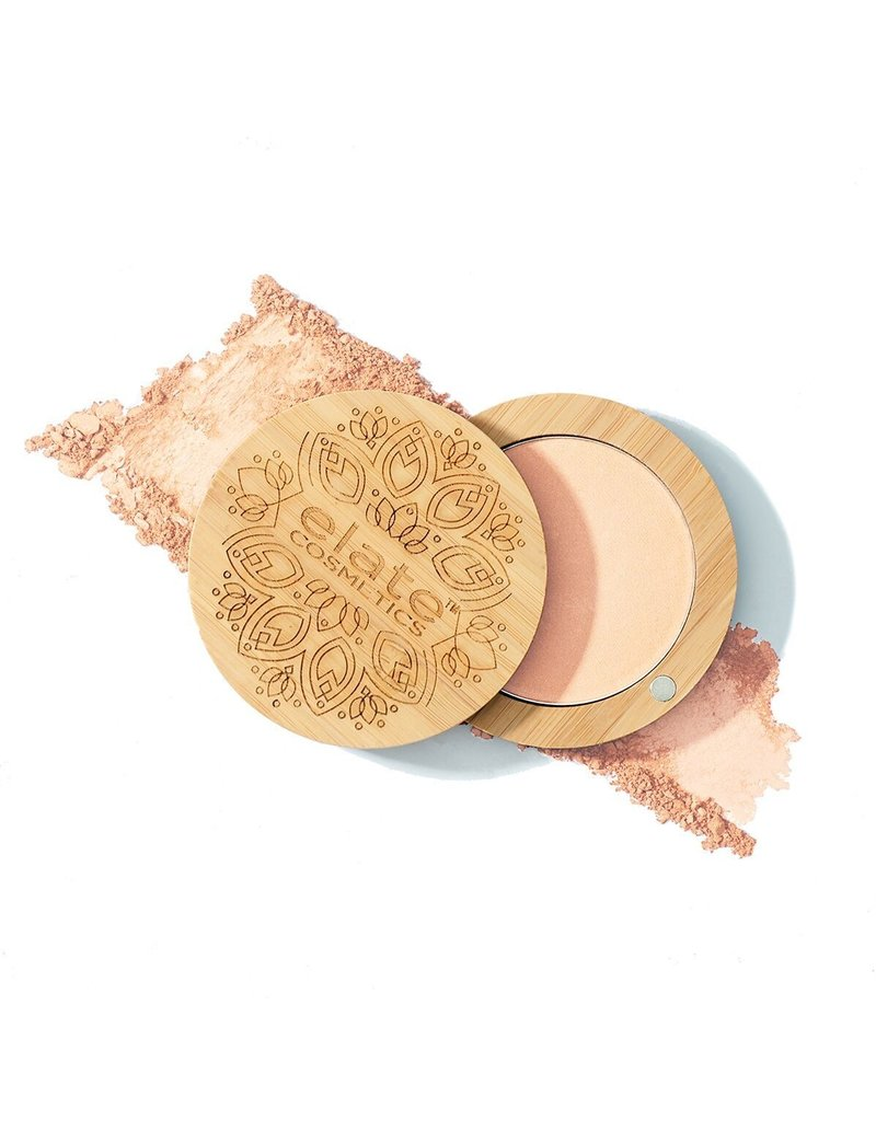 ELATE COSMETICS Illuminator Pressed Powder Dew