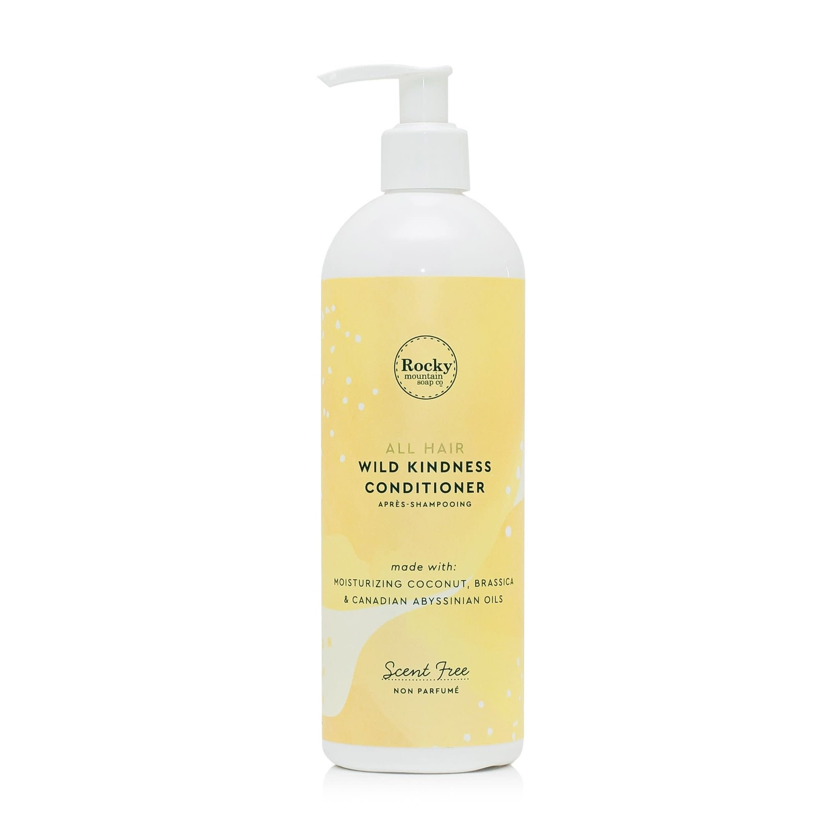 ROCKY MOUNTAIN SOAP CO. NATURAL WILD KINDNESS CONDITIONER - SCENT FREE