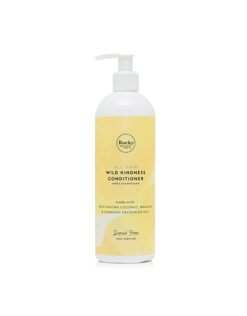Rocky Mountain Soap Co. Wild Kindness Scent Free Natural Conditioner