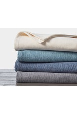 Sequioa Washable Organic Cotton + Wool Throw