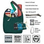 CHICOBAG Reusable Sling rePETe Cross Body Bag