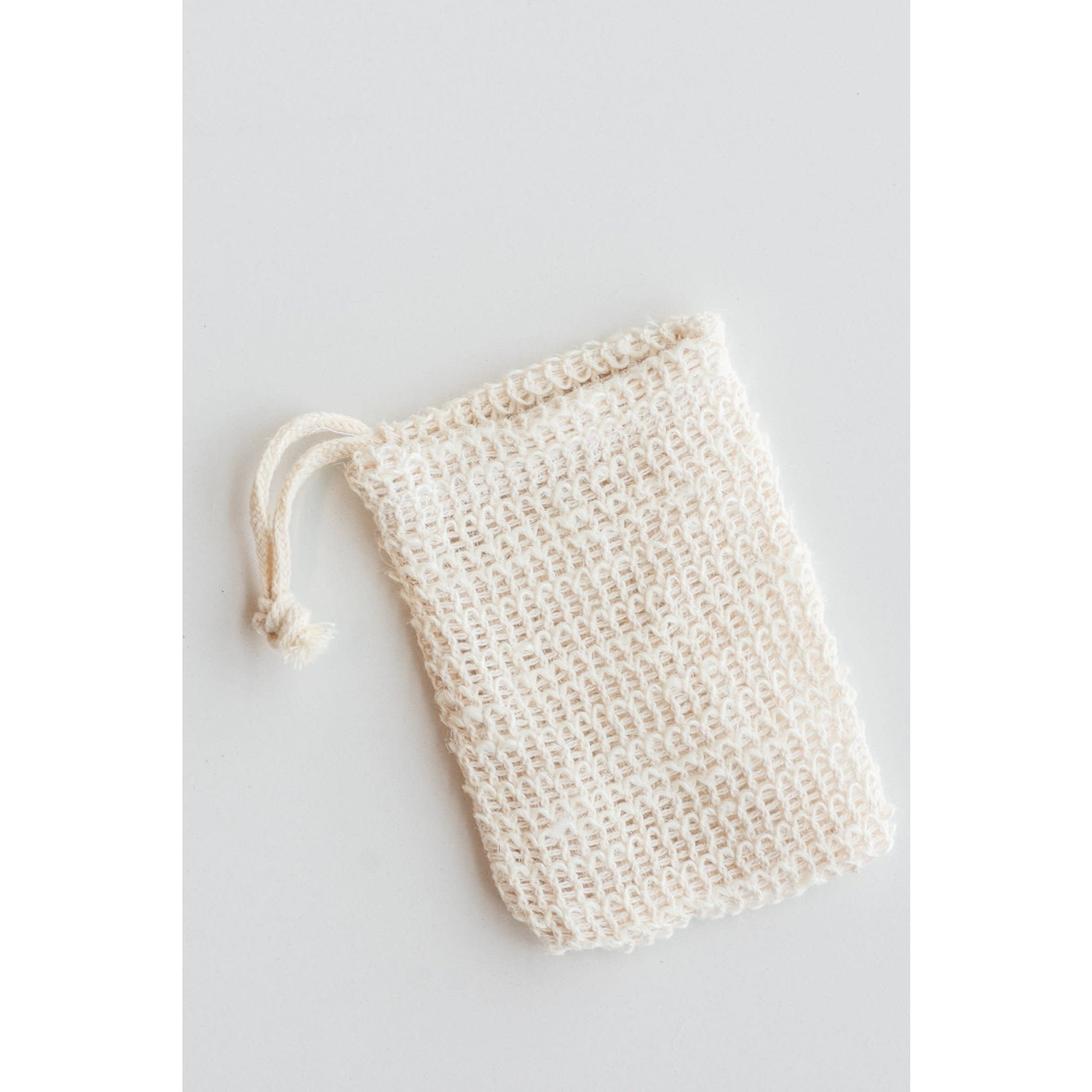 NO TOX LIFE CASA AGAVE™ WOVEN SOAP BAG