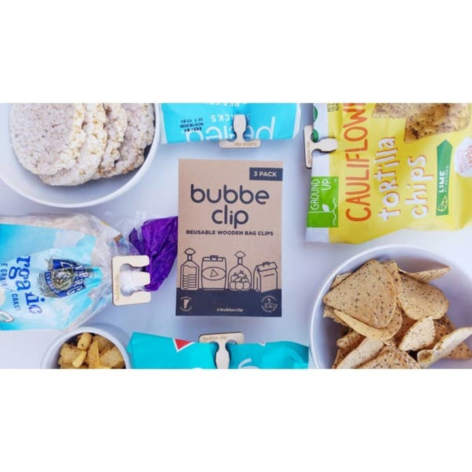 BUBBE CLIP Bubbe Clip 3 Pack