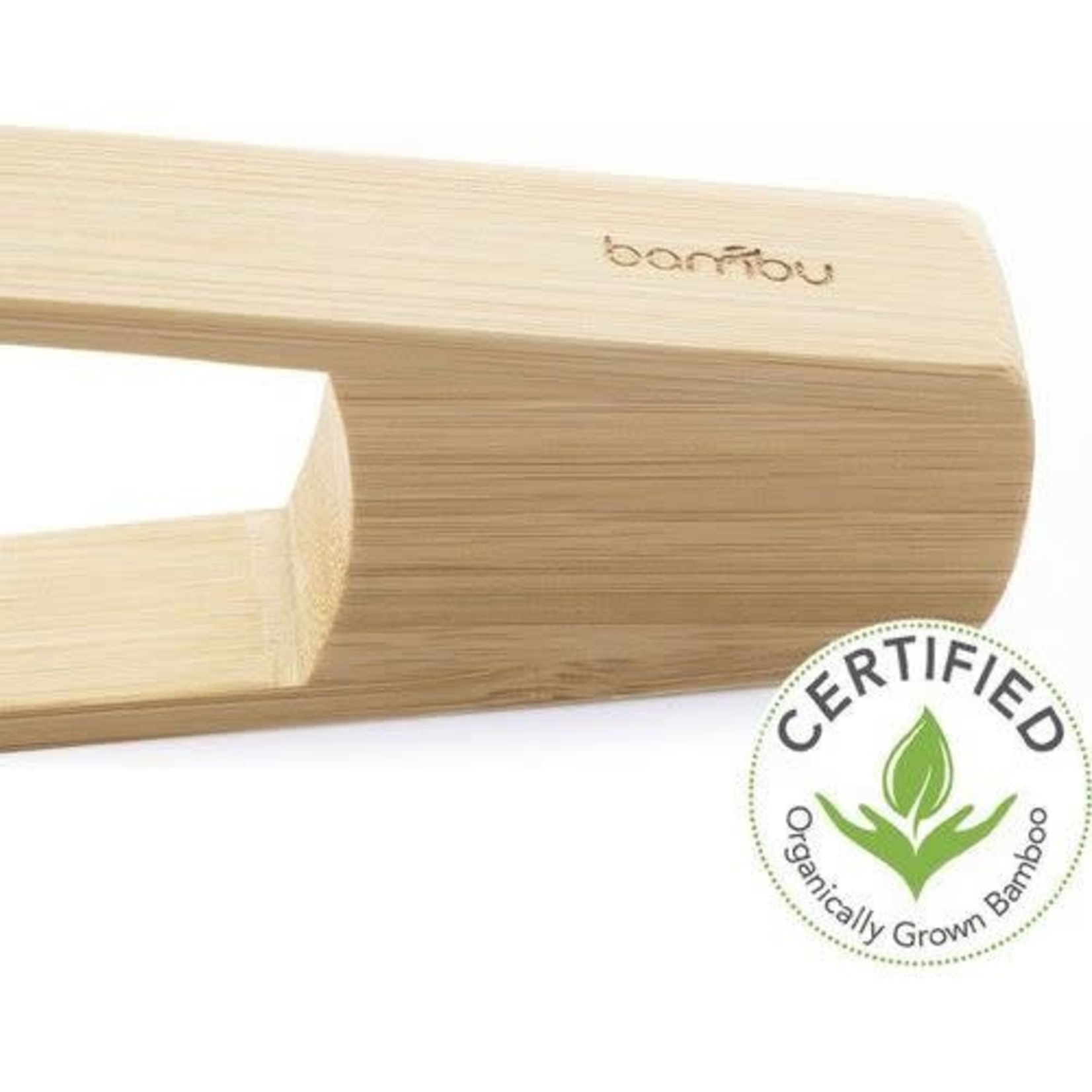 BAMBU BAMBOO TONGS - LARGE