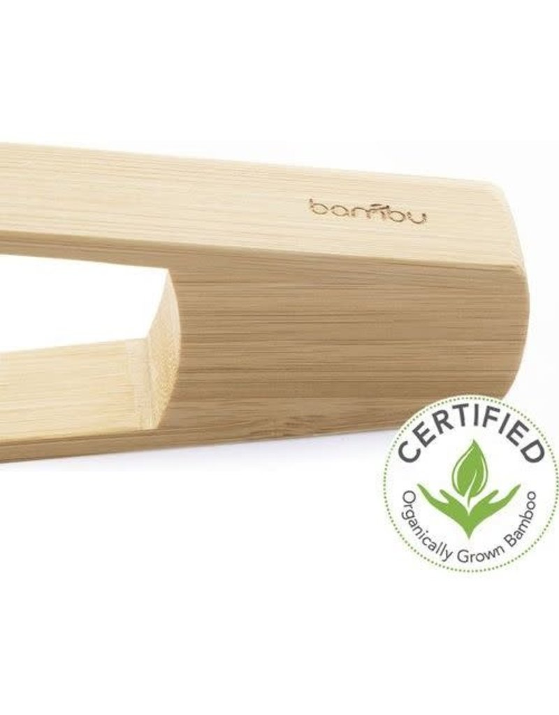 BAMBU Bamboo Tongs Large