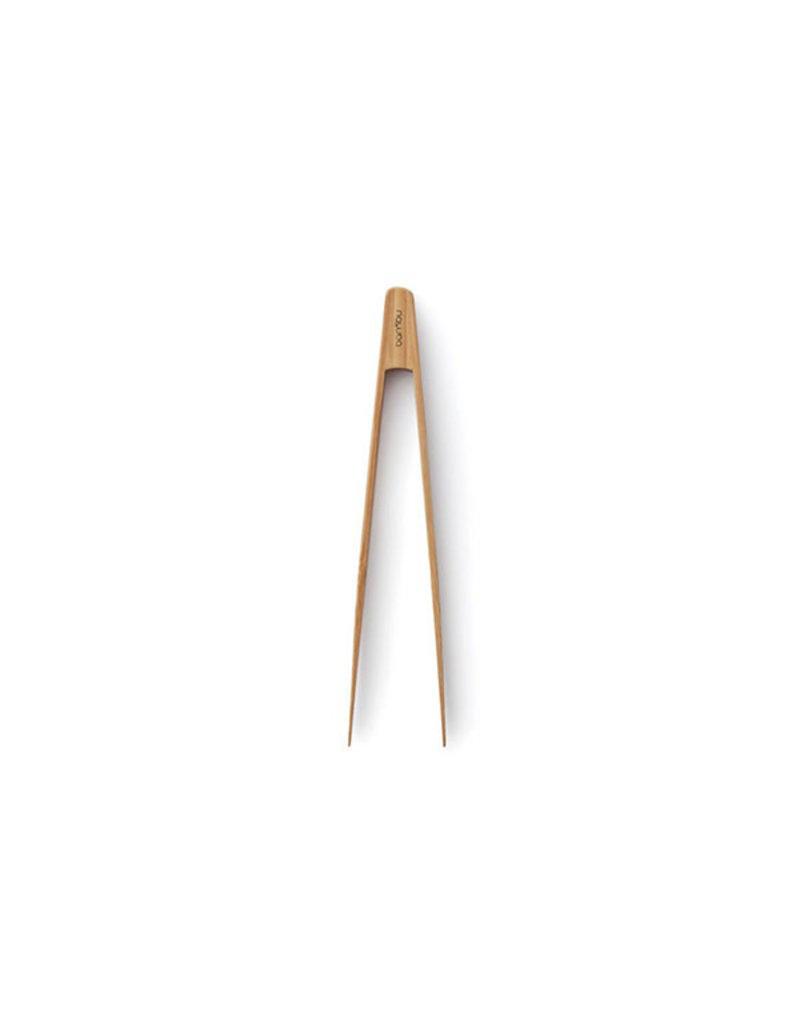 BAMBU Bamboo Tongs Small