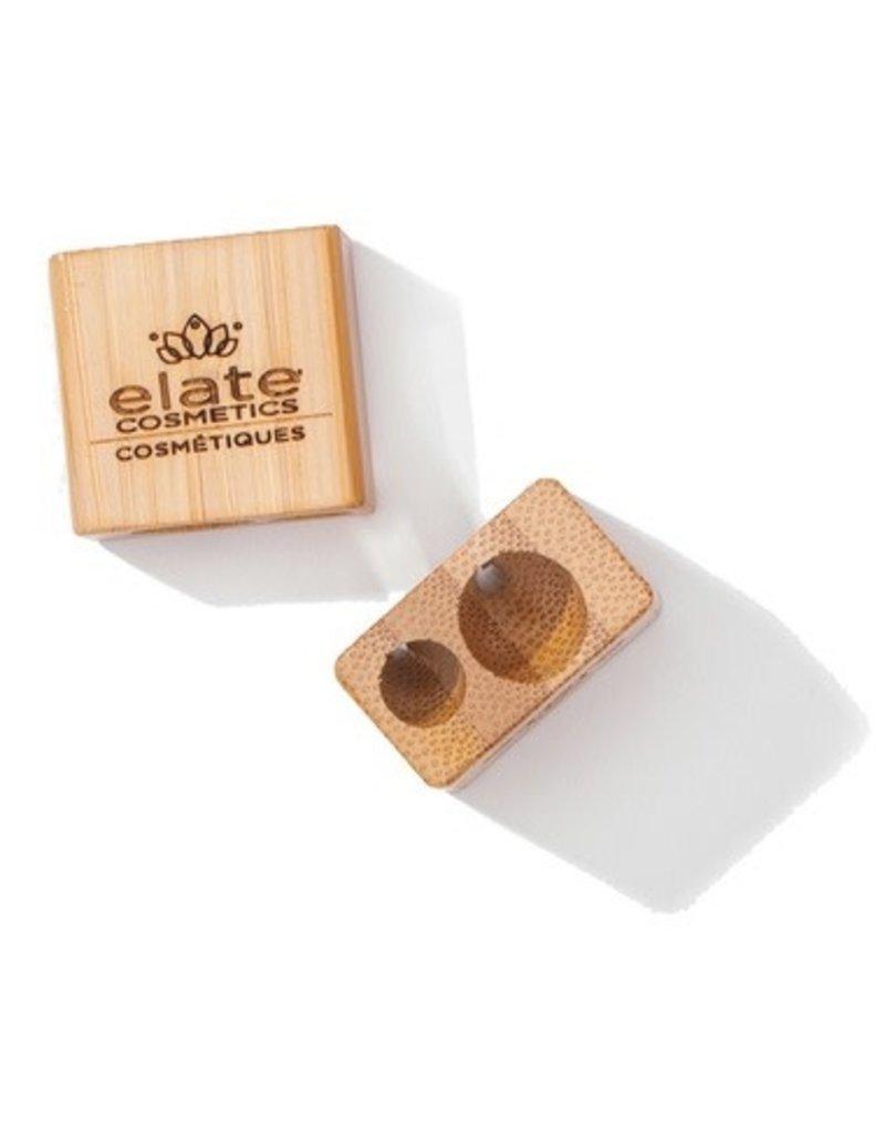 Elate Cosmetics Bamboo Pencil Sharpener