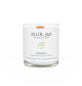 Milk Jar Candle Co. Bohemia Candle