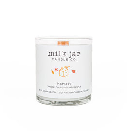 Milk Jar Candle Co. Harvest Candle
