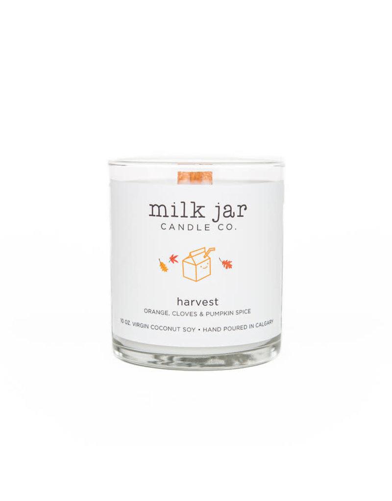 Milk Jar Candle Co. Harvest Candle