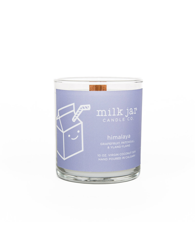 Milk Jar Candle Co. Himalaya Essential Oil Candle