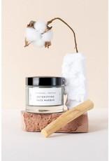 Om Organics Charcoal + Matcha Detoxifying Masque