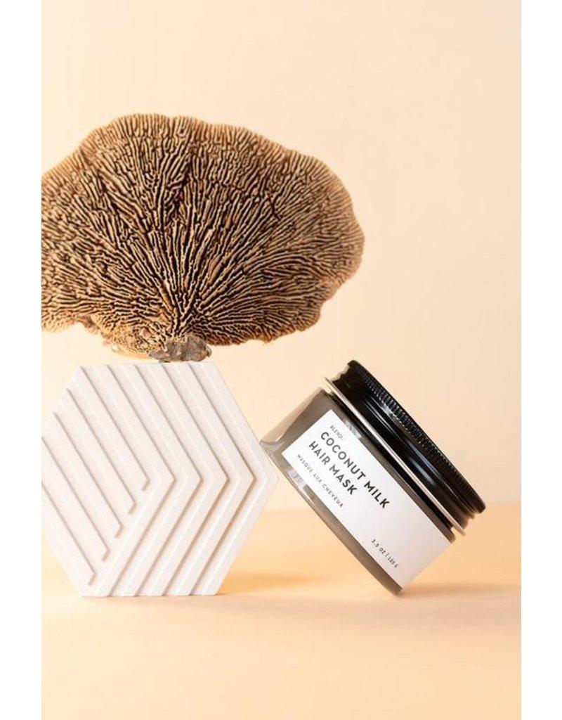 Om Organics Coconut Milk Hair Mask