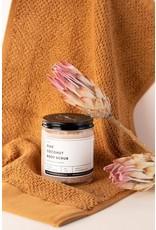 Om Organics Pink Coconut Body Scrub