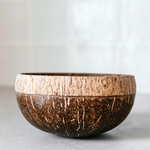 COCONUT BOWLS SHADOW BOHO COCONUT BOWL