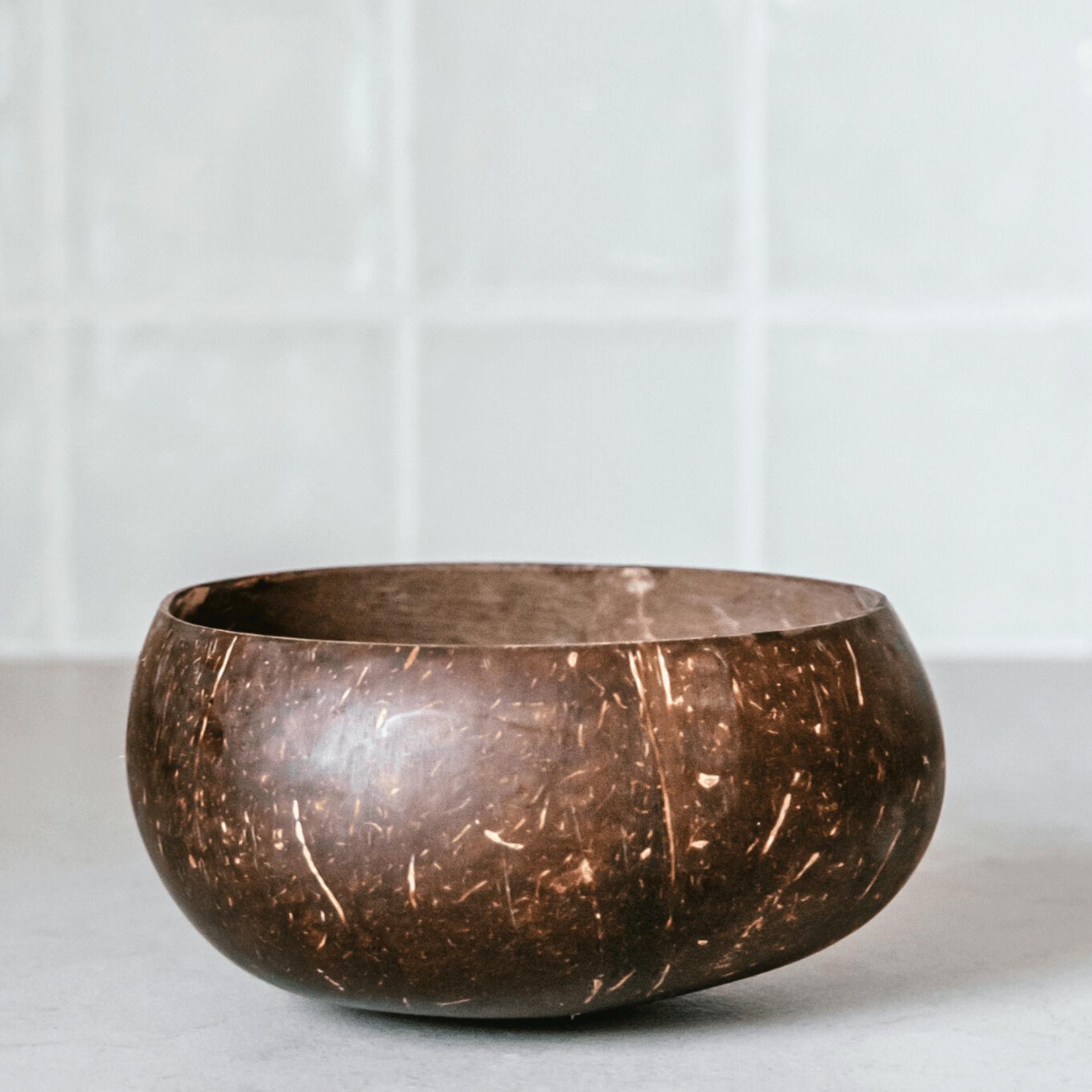 COCONUT BOWLS Jumbo Coconut Bowl