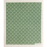 TEN AND CO. Sponge Cloth Scallop Sage