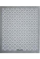 Ten and Co. Sponge Cloth Starburst Neutrals on Grey