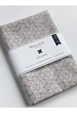 Ten and Co. Tea Towel Zero Waste Collective x Ten and Co.