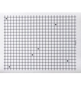 Ten and Co. XL Graph Sponge Cloth Mat