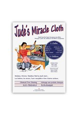 JUDE'S MIRACLE CLOTH 2 PACK WHITE + BLUE CLOTHS