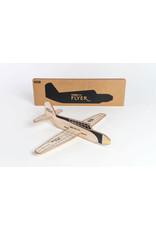 TAIT DESIGN CO. TURBO FLYER - CLASSIC BLACK