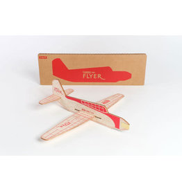 TAIT DESIGN CO. TURBO FLYER - FIRE RED