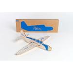 TAIT DESIGN CO. TURBO FLYER - PEACOCK BLUE