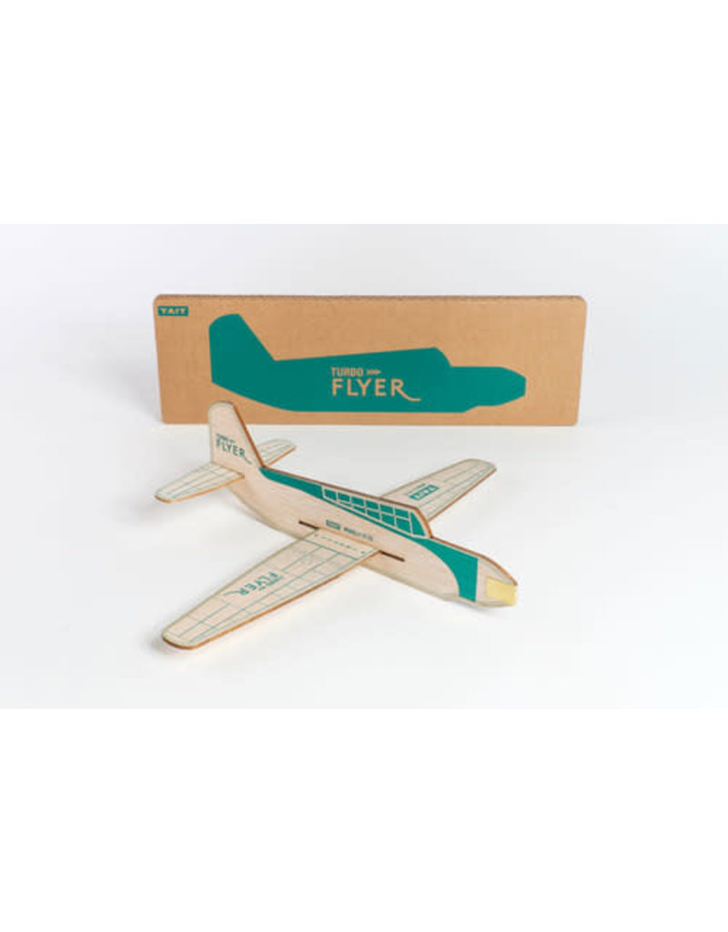 Tait Design Co. Turbo Flyer - Emerald Green