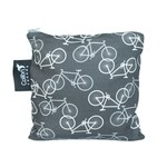 REUSABLE SNACK BAGS - BIKES