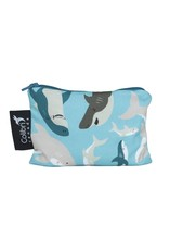 REUSABLE SNACK BAGS - SHARKS