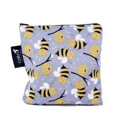 REUSABLE SNACK BAGS -BUMBLE BEE (3 Sizes)