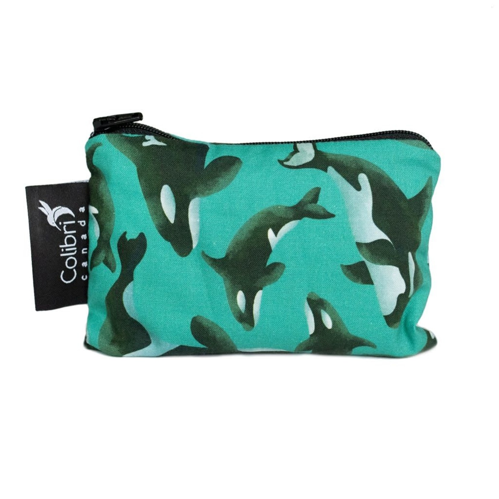 REUSABLE SNACK BAGS - ORCA