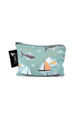 REUSABLE SNACK BAGS - NARWHAL