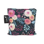 COLIBRI CANADA REUSABLE SNACK BAGS - ROSES (3 Sizes)