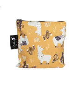 REUSABLE SNACK BAGS - LLAMA (3 Sizes)