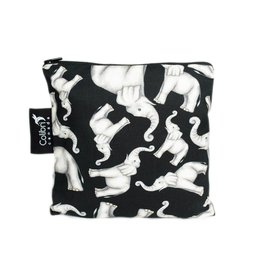 REUSABLE SNACK BAGS - ELEPHANT (3 Sizes)