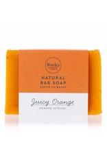 ROCKY MOUNTAIN SOAP CO. JUICY ORANGE SOAP