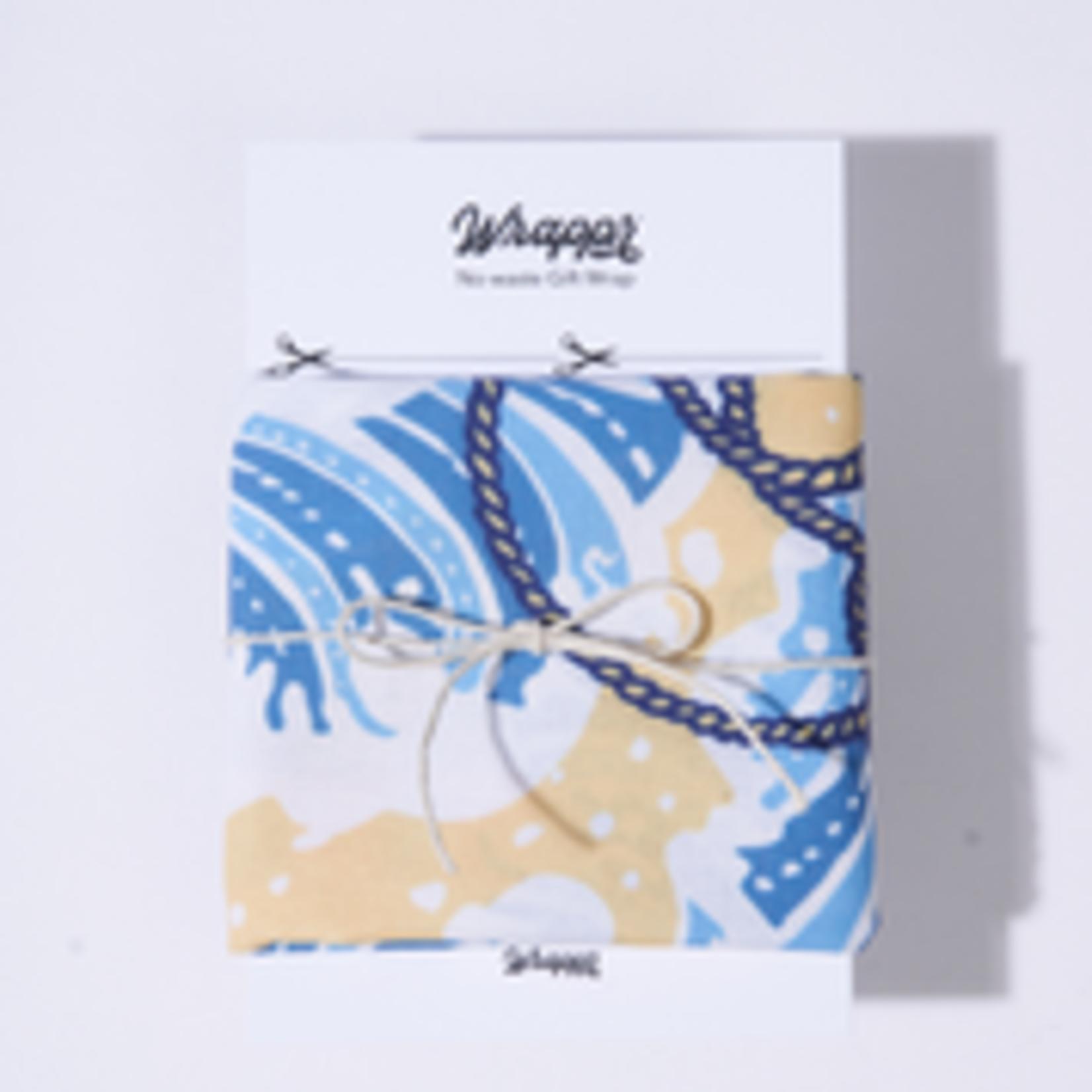 WRAPPR SUNSHINE - 50cm SQUARE